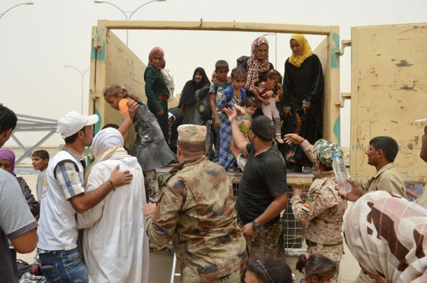 Western Mosul Operational Update – March 12th