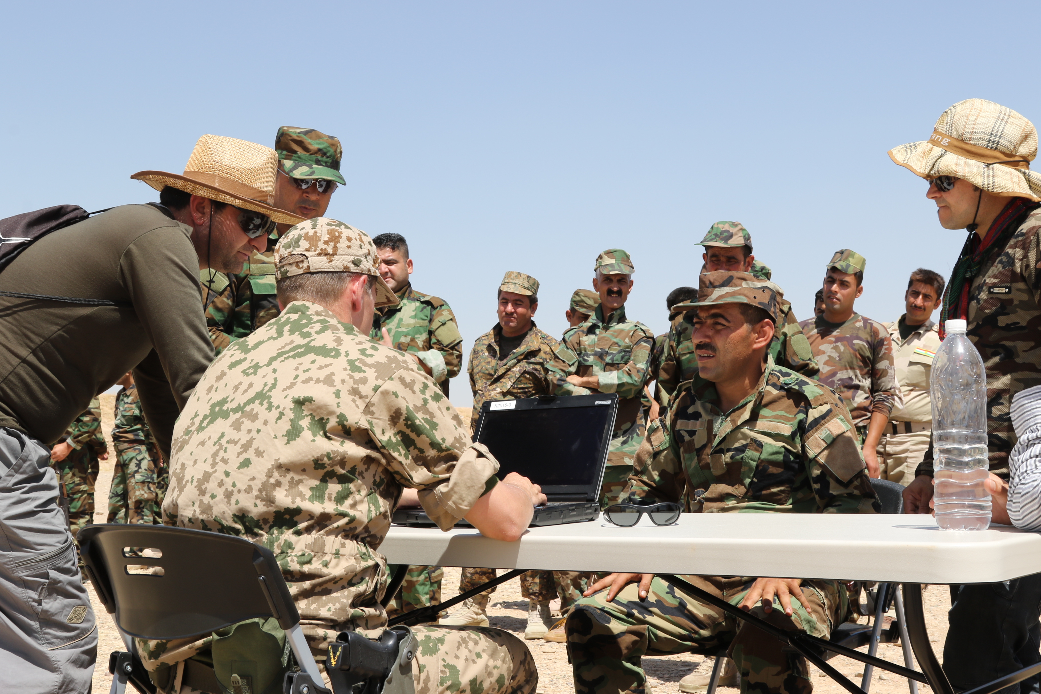 Finland's training contributes to troops' capabilities in Iraq