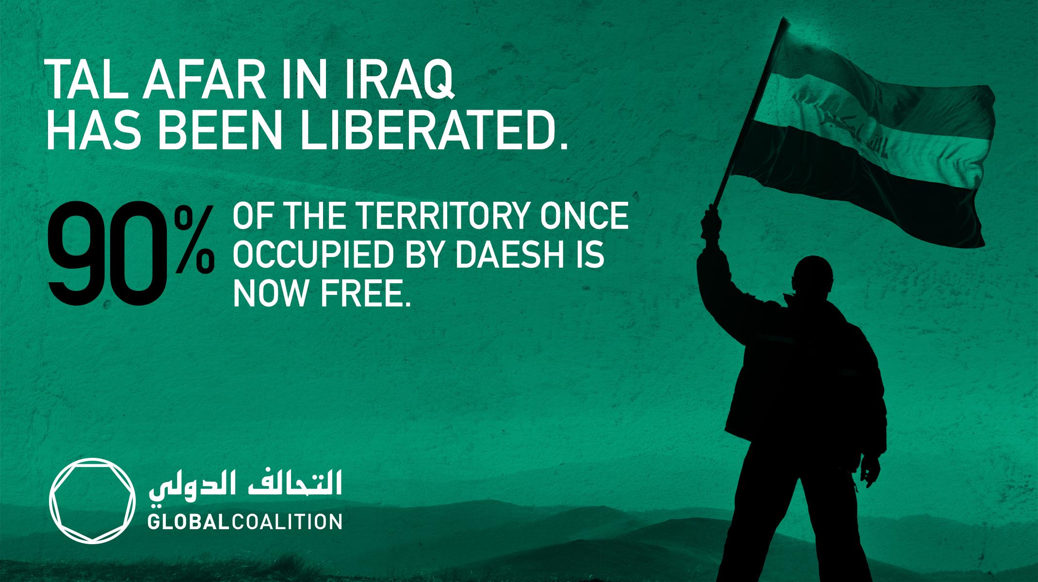 Tal Afar is Liberated