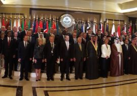 Ministers and principals of the Global Coalition's partners gather in Kuwait